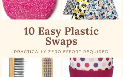 10 Quick, Easy Plastic Swaps – Practically Zero Effort Required