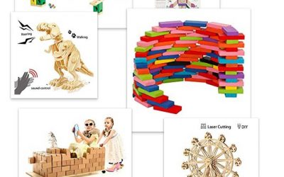 10 Awesome Plastic Free Building Toys – Great Alternatives To Lego